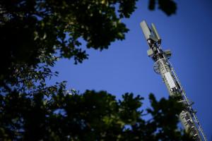 Une antenne-relais 5G en Suisse (illustration).