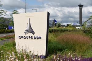 Le groupe Aéroports de Paris. Eric Piermont/AFP
