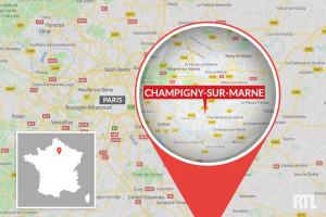 Champigny-sur-Marne dans le Val-de-Marne