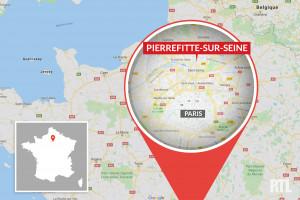 Pierrefitte-sur-Seine, en Seine-Saint-Denis