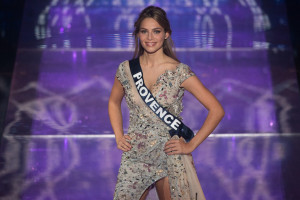 Miss Provence, April Benayoum, le 19 décembre 2020