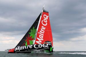 """Yannick Bestaven sur """"Maitre CoQ IV"""""""