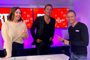 Jade, Dany Brillant et Eric Dussart