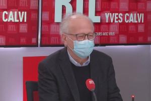 Le Pr Alain Fischer, président de la Commission de vaccination anti-Covid en France, revient sur le décès de 13 personnes en Norvège