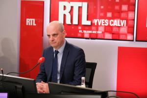Jean-Michel Blanquer était l'invité de RTL vendredi 22 janvier.