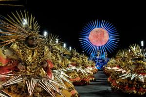 Le célèbre défilé au sambodrome n'aura pas lieu en 2021.