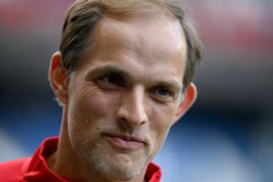 Thomas Tuchel, nouvel entraîneur de Chelsea, le 17 juin 2020 au Parc des Princes à Paris.