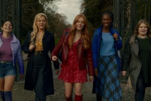 """Les héroïnes de la série """"Winx"""" de Netflix"""