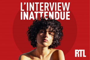 "Barbara Pravi dans ""L'Interview inattendue"""