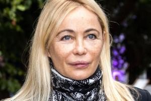 Emmanuelle Béart à Angoulême, le 30 août 2020.