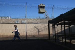 Une prison en Arizona (illustration)