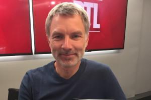 L'auteur Xavier Müller au micro de RTL