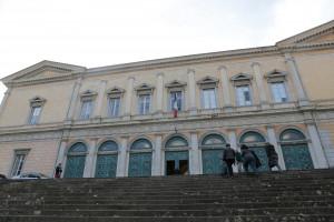 Le palais de justice de Bastia (illustration)