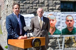 Le gouverneur de l'État de New York, Andrew Cuomo, le 6 juin 2015