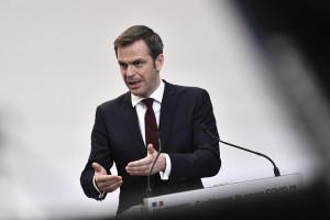 Le ministre de la Santé, Olivier Véran, le 25 février 2021.