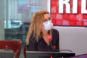 Delphine de Vigan, invitée de RTL le 3 mars 2021