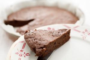 Pour un gâteau au chocolat léger, misez sur le potimarron. (illustration)