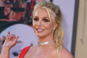 Britney Spears en 2019 à Hollywood