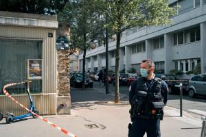 Une fusillade a fait un mort et une blessée lundi 12 avril, devant l'hôpital Henry Dunant dans le 16e arrondissement
