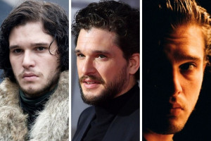 "Kit Harington a démarré dans ""Game of Thrones"" à 25 ans"
