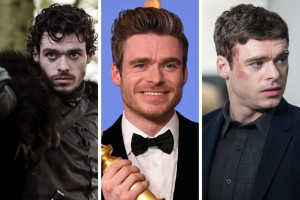 "Richard Madden a démarré dans ""Game of Thrones"" à 25 ans"