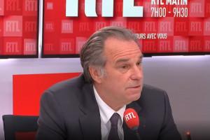 Renaud Muselier, président de la région Paca, appelle à vacciner toutes les personnes qui le souhaitent