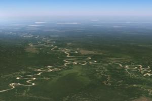 TimeLapse donne à voir l'évolution de la surface de la Terre lors des quatre dernières décennies