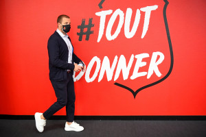 Florian Maurice à Rennes le 17 août 2020