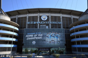Le City of Manchester Stadium, en avril 2021 (image d'illustration)