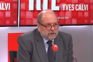 Éric Dupond-Moretti répond à Didier Noyer en direct sur RTL