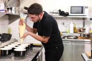 """Matthias dans l'épisode 11 de la saison 12 de """"Top Chef"""""""