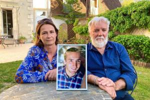 Cécile et Didier Noyer, les parents d'Arthur