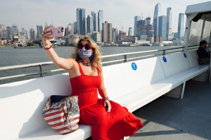 Le port du masque levé pour les personnes vaccinées aux États-Unis