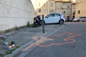 Le policier s'est fait tirer dessus rue du Râteau à Avignon mercredi 5 mai au soir.
