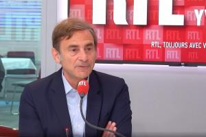 Philippe Brocart directeur Général  du SAFI est l'invité d'Yves Calvi.