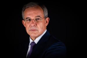 Thierry Mariani, tête de liste RN en Provence-Alpes-Côte d'Azur