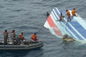 Le vol Rio-Paris a diparu en juin 2009 avec 229 passagers à son bord.