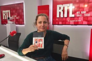 """La romancier Colombe Schneck dans """"Les Livres ont la parole"""""""