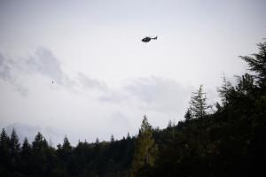 Un hélicoptère (illustration)