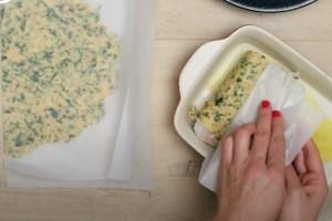 Comment cuisiner une croûte d'herbes pour un cabillaud ?