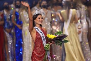 Andrea Meza est la nouvelle Miss Univers.