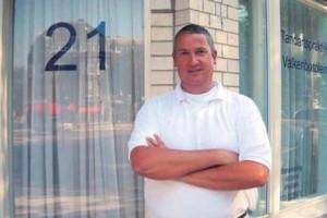 ARCHIVE. Le docteur Mark Van Nierop avait ouvert son cabinet à Château-Chinon (Nièvre) en novembre 2008.