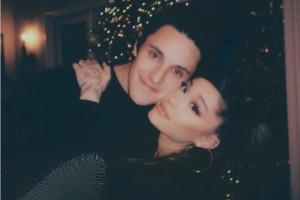 Ariana Grande et son époux Dalton Gomez