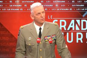 Le général Lecointre annonce qu'il quitte ses fonctions de chef d'état-major des armées le 13 juin 2021