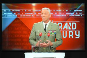 Le général Lecointre annonce quitter ses fonctions d'état-major