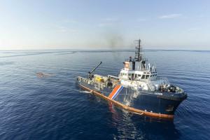 Corse : une pollution aux hydrocarbures se rapproche des côtes