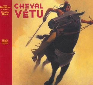 """""""Cheval vêtu"""" de Fred Bernard et François Roca"""