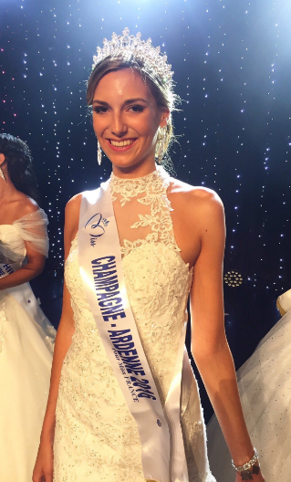 Charlotte Patat, Miss Champagne-Ardenne 2016