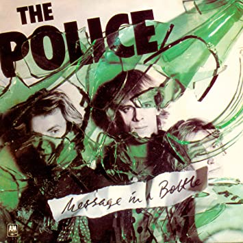 Message in a bottle (live) - THE POLICE