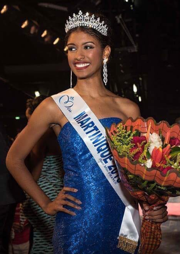 Aurélie Joachim, Miss Martinique 2016